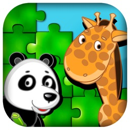 Kids Puzzle Animals