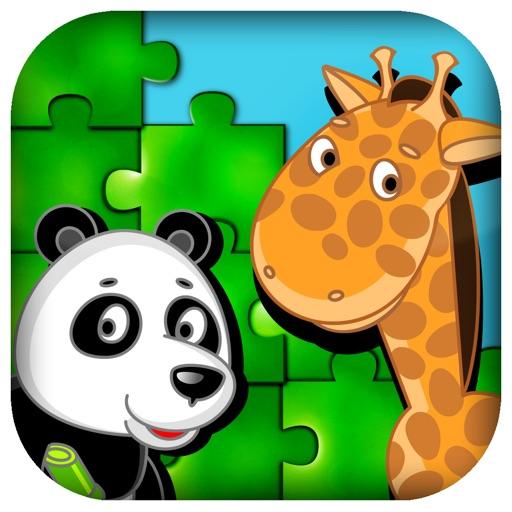 Kids Puzzle Animals