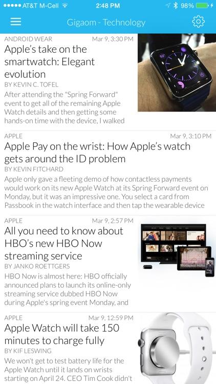 appn'wire® screenshot-3