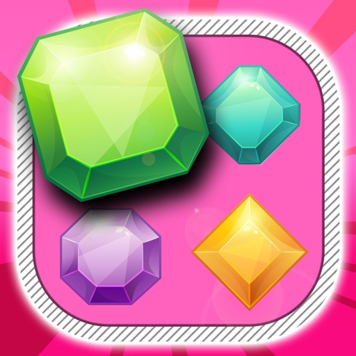 All Diamonds Crush Saga Game - Free