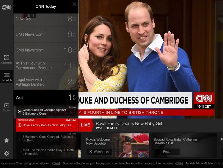 CNN App for iPad screenshot-4