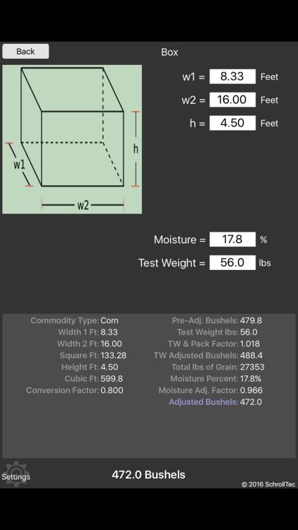 Bin Measure screenshot-4