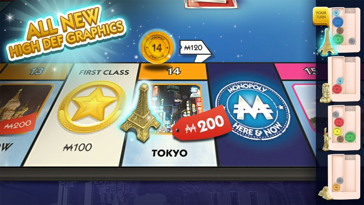 MONOPOLY HERE & NOW screenshot-3