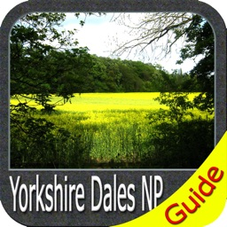 Yorkshire Dales National Park - GPS Map Navigator