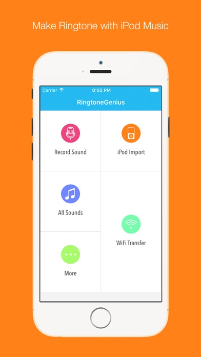 Ringtone Genius Pro - Ringtone Maker Expert Скриншоты3