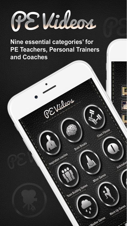PE Videos - Teachers and Facilitators