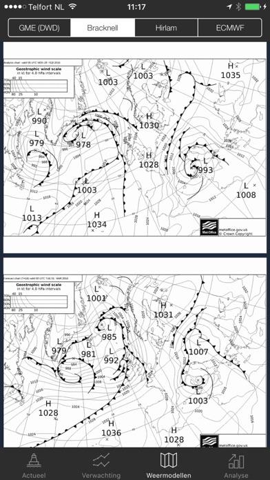 Sea Weather - Maritime app, forecasts, warnings Screenshot 4