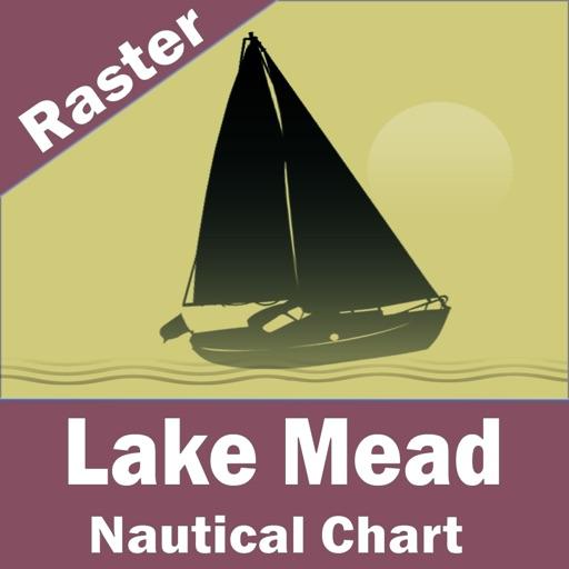 Lake Mead (Las Vegas)  - Raster Nautical Charts