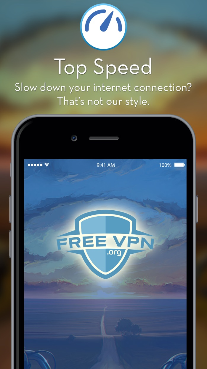Free VPN Unlimited Secure Proxy by FreeVPN.org Screenshot