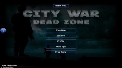 CITY WAR - Dead Zone screenshot one