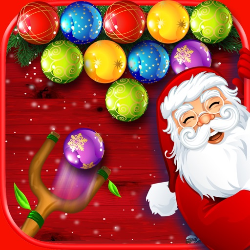 Bubble Candy Pop Christmas - Endless Shooter Mania