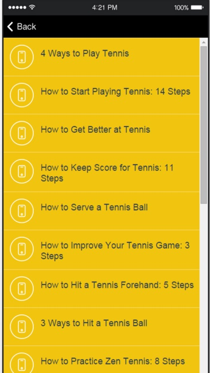 Tennis Lessons - Learn Tennis Strategy and Tactics