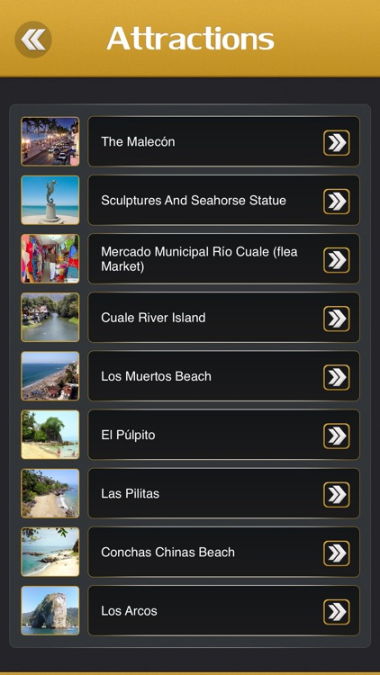 Puerto Vallarta Offline Travel Guide screenshot-2
