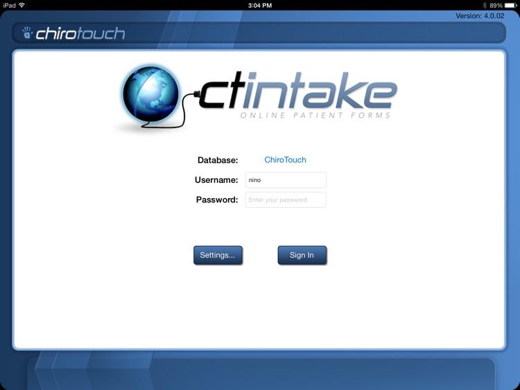 CT Intake Mobile 6.4