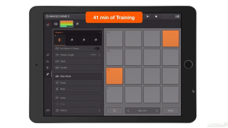Beginners' Guide For iMaschine screenshot-2
