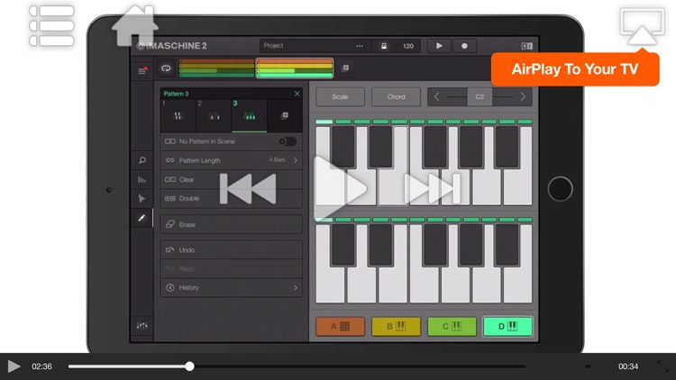 Beginners' Guide For iMaschine screenshot-4