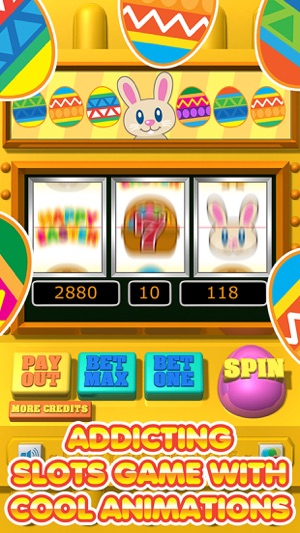 Lucky easter slots a fortunate bunny egg cheer awards slot lucky easter slots a fortunate bunny egg cheer awards slot machine on the app store thecheapjerseys Choice Image