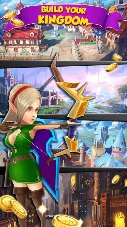 Billion Hunter - Casual Monster Clicker RPG screenshot-4