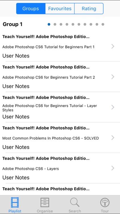 Teach Yourself! Adobe Photoshop Edition
