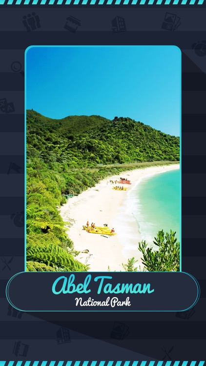 Abel Tasman National Park Travel Guide screenshot-0