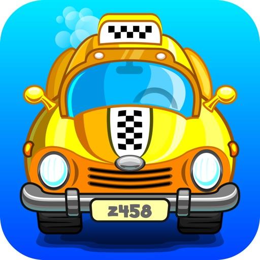 Taxi Fast & Crazy Dash