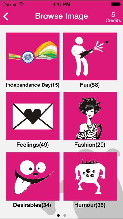 ThotOfU: Send friends picture greetings thru Social Network screenshot-3