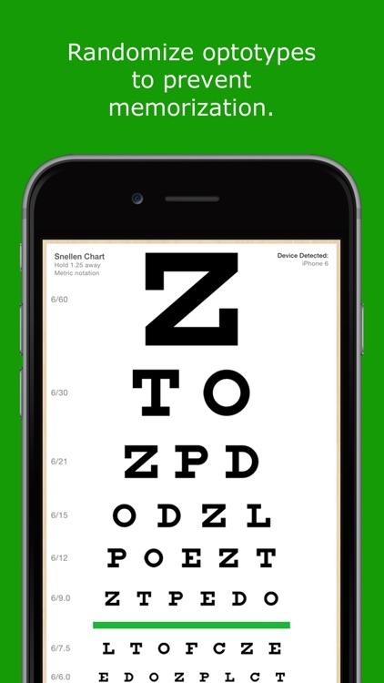 EyeChart - Vision Screening