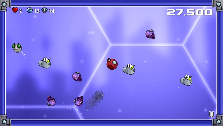 Nanomites screenshot-2