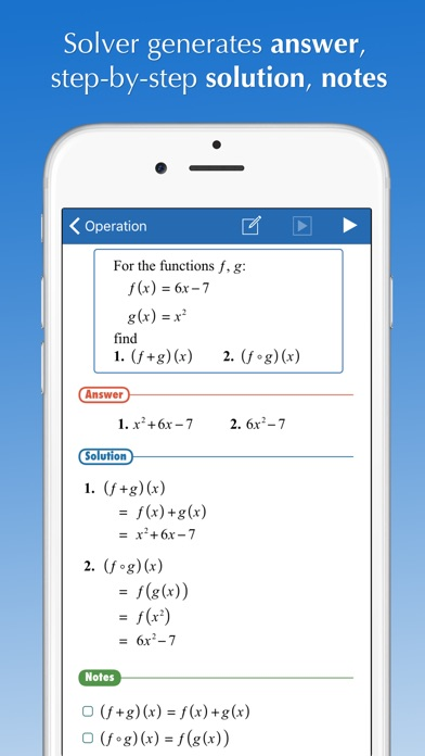 FX Math Solver - AppRecs