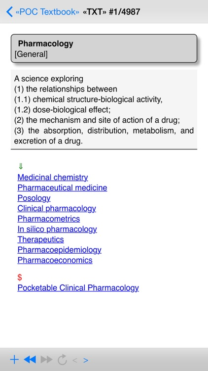 Pocketable Clinical Pharmacology screenshot-3