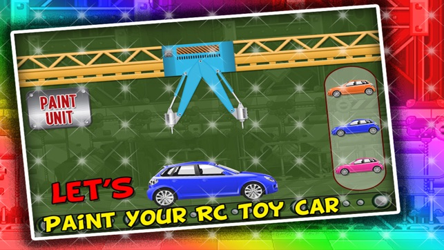 RC Toy Car Factory - Make remote control mini motor cars in