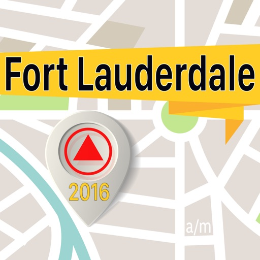 Fort Lauderdale Offline Map Navigator and Guide