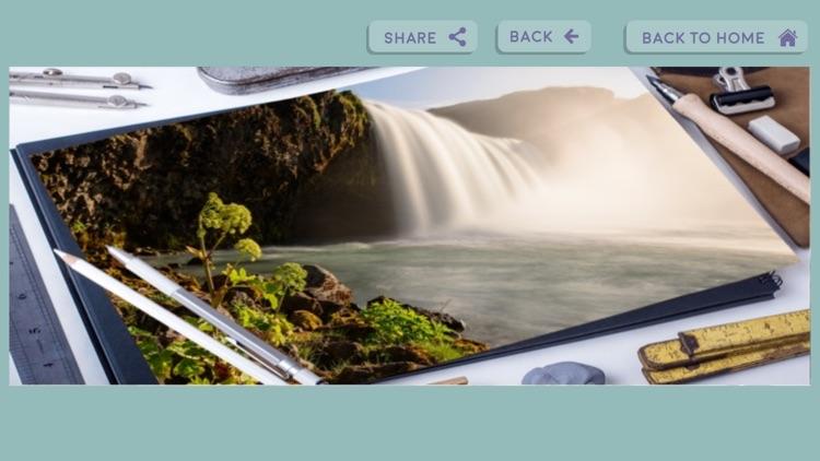 Magazine Theme Photo Frame/Collage Maker and Editor screenshot-3