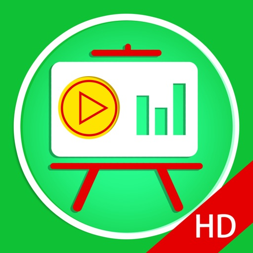 WiPoint HD - Make HD video presentation & photo slideshow