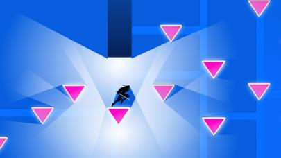 Amazing Ninja Dash - Run n Jump or Fall & Dieのおすすめ画像4