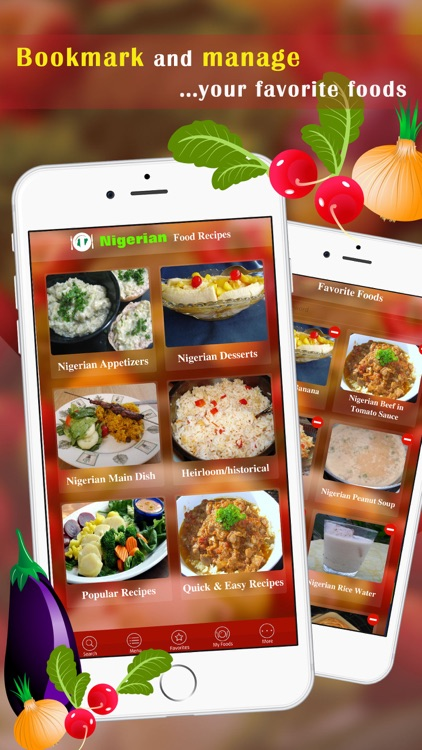 Nigerian Food Recipes screenshot-3