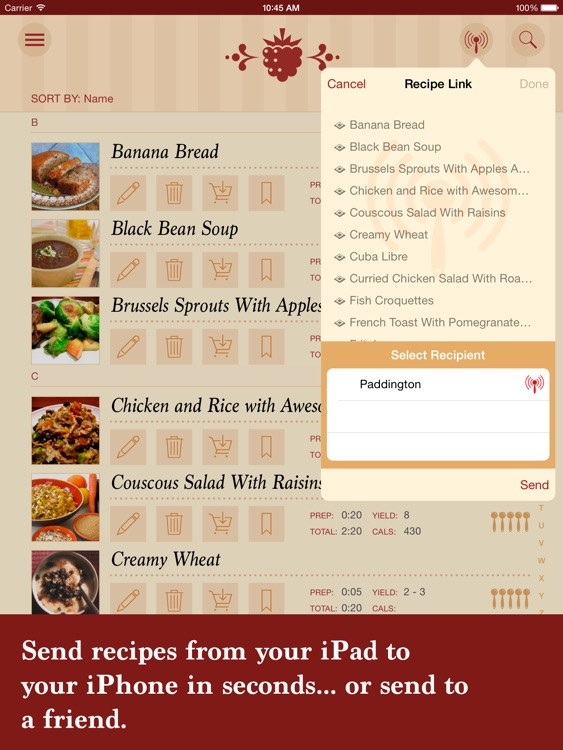 The Recipe Box - Your Kitchen, Your Recipes screenshot-0