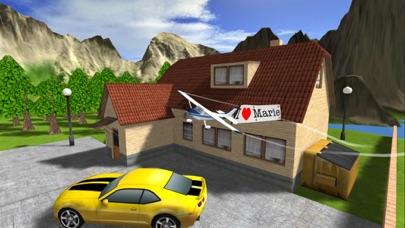 Airdroid 3D : RC 飛行機のフライトシミュレータのスクリーンショット3