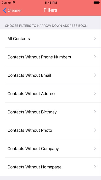 Contacts Cleaner - Delete & Merge & Backup Master Duplicate Contacts
