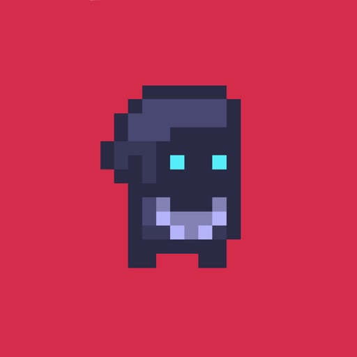 Tiny Necromancer - a challenging fast paced platformer