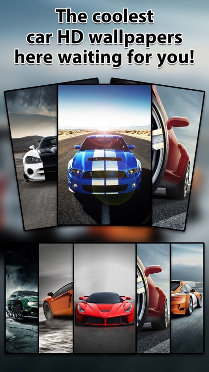 Car Wallpapers & Backgrounds HD - Customize Home Screen with Cool Retina Pictures screenshot-4