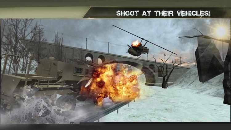 Helicopter Pilot Air Strike 3D War Simulator