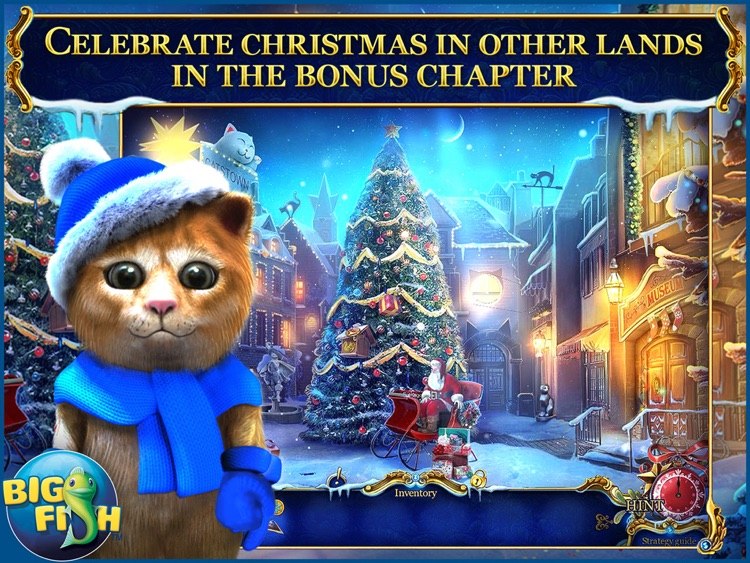 Christmas Stories: Puss in Boots HD - A Magical Hidden Object Game screenshot-3