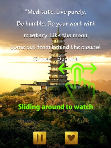 Daily Buddha Quotes - Buddhist Mindfulness Words of Wisdom Every Day-ipad-2