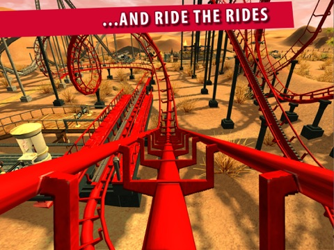 Screenshot #4 for RollerCoaster Tycoon® 3