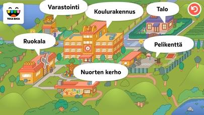 Screenshot for Toca Life: School in Finland App Store