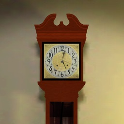 Grand Clock - Chiming Grandfather Clock