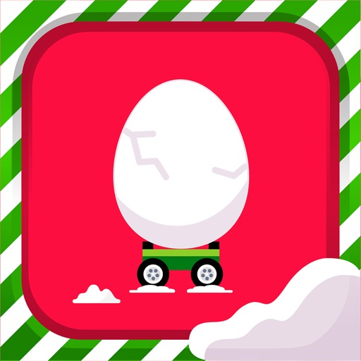 Egg Car - Dont Drop the Egg!