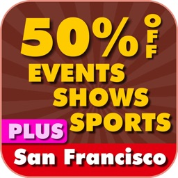 50% Off San Francisco Events, Shows & Sports Guide Plus by Wonderiffic ®