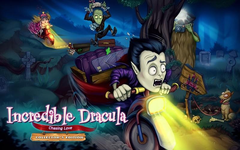 Incredible Dracula: Chasing Love screenshot 1